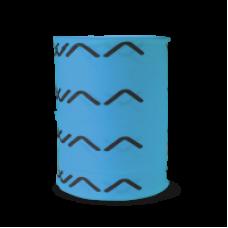 WAA Multifunctional Scarf Cyan Blue