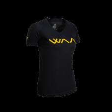 WAA WOMEN'S ULTRA LIGHT T-SHIRT 3.0 Black