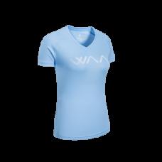 WAA WOMEN'S ULTRA LIGHT T-SHIRT 3.0 Glacier Blue