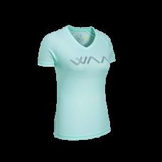 WAA WOMEN'S ULTRA LIGHT T-SHIRT 3.0 Light Mint