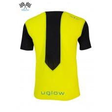 UGLOW-RACE | T-SHIRT-MAN | TS3-YELLOW