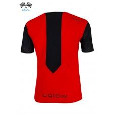 UGLOW-RACE | T-SHIRT-MAN | TS4-RED