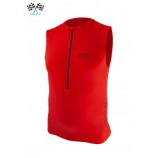 UGLOW-RACE | TOP TANK ZIP | TT4 RED