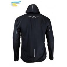UGLOW-SL | RAIN JACKET X-MAN | RJX3 | BLACK HI-VIZ
