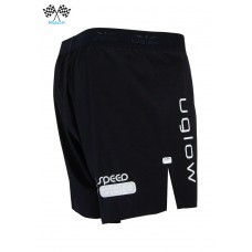 UGLOW-RACE | SHORT SPEED AERO 2in1 | S3 BLACK WHITE