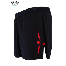 UGLOW-RACE | SHORT SPEED AERO 2in1 | S4 BLACK RED