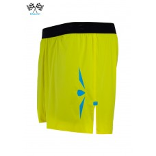 UGLOW-RACE | SHORT SPEED AERO 2in1 | S7 YELLOW