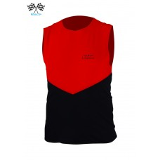 UGLOW-RACE | WIDE TOP TANK SPEED AERO | SA3 RED BLACK