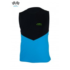UGLOW-RACE | WIDE TOP TANK SPEED AERO | SA5 BLACK SKYBLUE