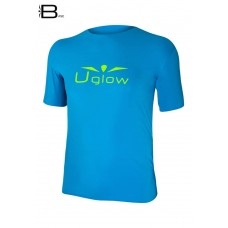UGLOW-BASE | T-SHIRT-MAN | TS1 SKYBLUE