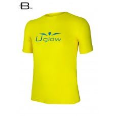 UGLOW-BASE | T-SHIRT-MAN | TS6  YELLOW