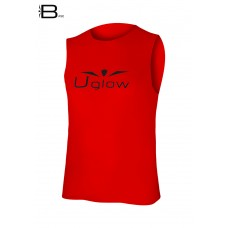 UGLOW-BASE | WIDE TOP TANK – MAN | WTT3 RED