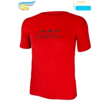 UGLOW-SL | T-SHIRT MEN TS SUPER LIGHT RED