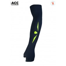 UGLOW-ACC | ARM WARMER WINTER-MAN | AWW2 BLACK/YELLOW