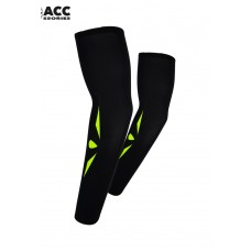 UGLOW-ACCESSORIES | ARM WARMER SUMMER-MAN | AWS2 BLACK