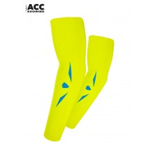 UGLOW-ACCESSORIES | ARM WARMER SUMMER-MAN | AWS5 YELLOW