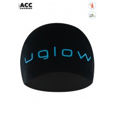 UGLOW-ACCESS | BEANIE BLACK BLUE - UNIQUE