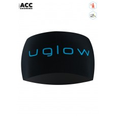UGLOW-ACCESS | HEADBAND BLACK BLUE