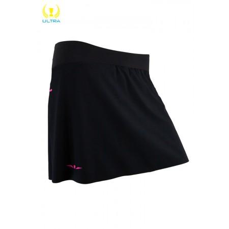 UGLOW-ULTRA | SKIRT-W | S2-BLACK PINK
