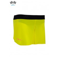 UGLOW-RACE | SHORT 3-WOMAN | S3-YELLOW PINK