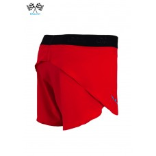 UGLOW-RACE | SHORT 3-WOMAN | S4-RED BLUE