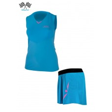 UGLOW SPEED AERO SET WOMAN SKYBLUE