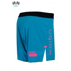UGLOW-RACE | SHORT SPEED AERO 2in1 WOMEN | S1 SKYBLUE