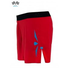 UGLOW-RACE | SHORT SPEED AERO 2in1 WOMEN | S4 RED BLUE