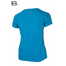 UGLOW-BASE | T-SHIRT-WOMAN | MP19 TS1 SKYBLUE