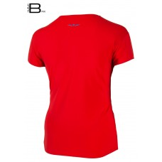 UGLOW-BASE | T-SHIRT-WOMAN | MP19 TS5 RED BLUE