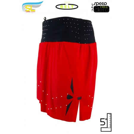 UGLOW-SL | SHORT SPEED FREE AERO 5 | RED