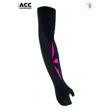 UGLOW-ACC | ARM WARMER WINTER-WOMAN | AWW2 BLACK PINK