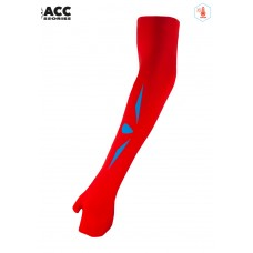 UGLOW-ACC | ARM WARMER WINTER-WOMAN | AWW4 RED BLUE