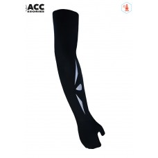 UGLOW-ACC | ARM WARMER WINTER-WOMAN | AWW5 BLACK/HI VIZ