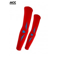 UGLOW-ACCESSORIES | ARM WARMER SUMMER-WOMEN | AWS4 RED BLUE