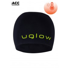 UGLOW-ACCESS | BEANIE BLACK YELLOW - UNIQUE
