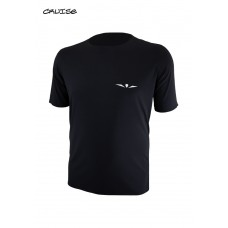UGLOW T-SHIRT T1 MAN | BLACK WHITE