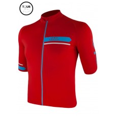 UGLOW JERSEY TOUR J5 MAN | RED SKYBLUE