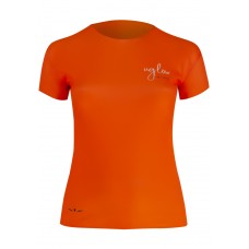 UGLOW Tricou Dama SUPER SPEED AERO T-SHIRT ORANGE C1'20