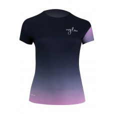 UGLOW Tricou Dama SUPER SPEED AERO T-SHIRT GRADIENT PINK C1'20