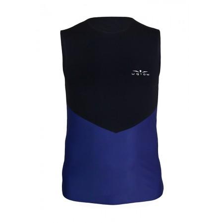 UGLOW WIDE TOP TANK SPEED AERO MEN | C2-MAN-WTT2 - DEEP BLUE