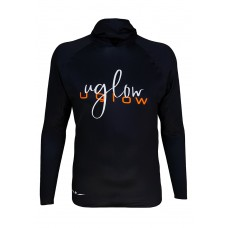 UGLOW HOODED LS BRUSH MAN | ORANGE