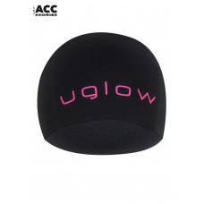 UGLOW-ACCESS | BEANIE BLACK PINK - UNIQUE