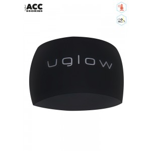 UGLOW-ACCESS | HEADBAND SILVER