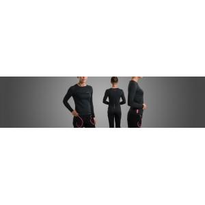 UGLOW-BASE | TSHIRT | 41MP18-TLS2 | BLACK