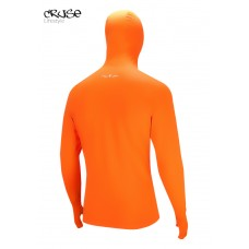 UGLOW-CRUISE | HOODED CRUISE MAN | ORANGE