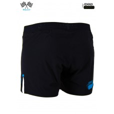 UGLOW-RACE | SHORT SPEED AERO 2in1 BLACK BLUE