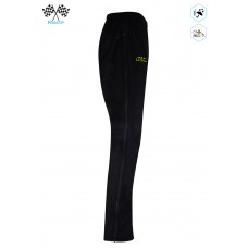 UGLOW-RACE | WATERPROOF PANT U-RAIN 3.1 MAN | BLACK YELLOW