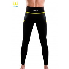 UGLOW-ULTRA | FULL TIGHT WINTER | FT-2 BLACK/YELLOW