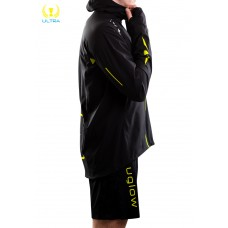 UGLOW-ULTRA | RAIN JACKET-MAN | RJ2-BLACK